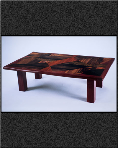 17 exotic wood coffee table – custom door maven